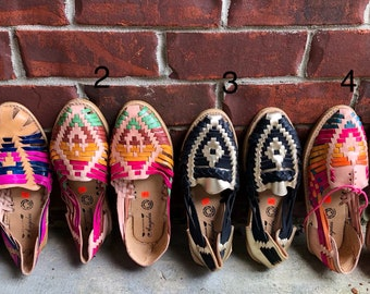 Mexican leather huaraches 8-8.5