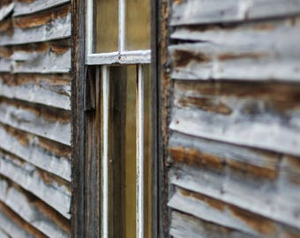 Wood and Glass (Downloadable Image)