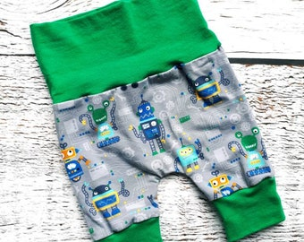 Short rolling robot little Confections 3-12months