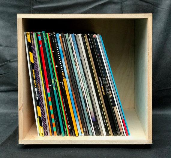 Vinyl Schallplatte Schrank LP-Box Lagerung Cube Datensatz