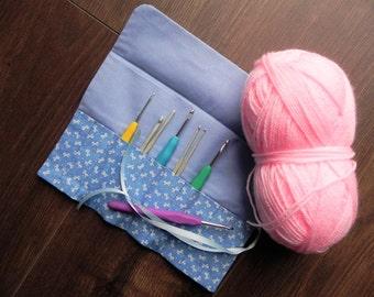 Crochet Hook Roll