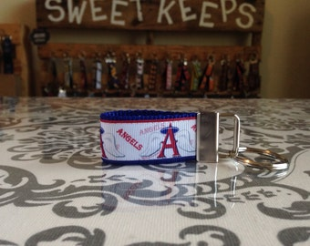 Angels Inspired Keychain Fob