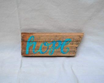 Hope Board Small