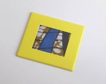 Fridge Magnet (Blue Africa)