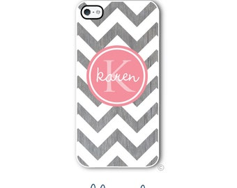 Chevron Wood Phone Case Monogram iPhone 6 Case iPhone 6s Case Samsung Galaxy S5 S6 Case iPhone 5 Case iPhone 6 Plus Case iPhone 5c Style 294