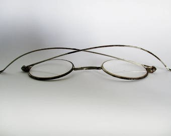 Vintage French Mature In Glasses