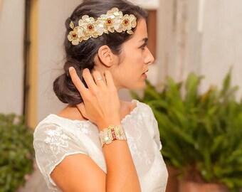 Wedding head piece FIRA