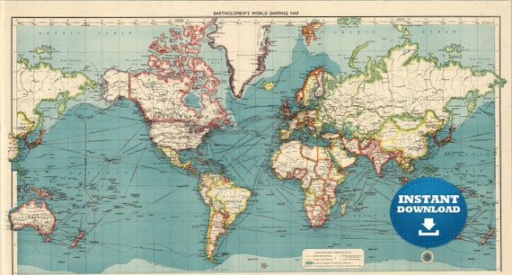 Digital old world map printable download vintage world map digital old world map printable download vintage world map printable map large world map high resolution world map posterastralia gumiabroncs Image collections
