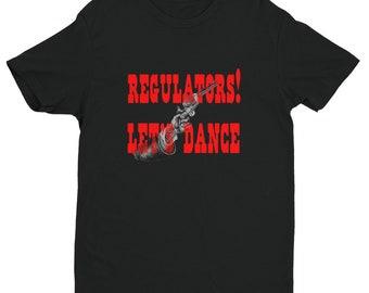 Mr Robot Tshirt, Regulators Lets Dance t-shirt, Short Sleeve T-shirt, tshirt men, t-shirt man, mr robot tee, men shirt, gift for man, boyfri