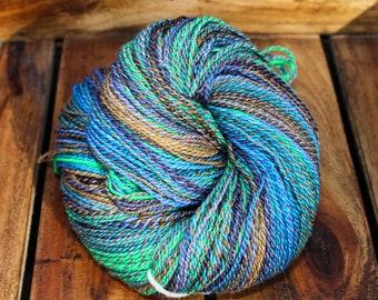 Merino Wool, DK Weight, Handspun Yarn
