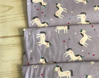 Princess Unicorn Purple in Knit ~ Riley Blake Designs