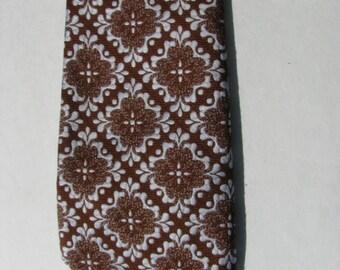 Beautiful Vintage Men's Necktie by Suberba Cravats  -1940s