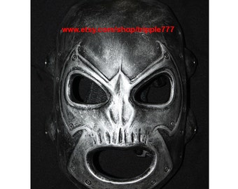 Army of Two Prop Costume Cosplay Batman the Dark Knight Rises TDK VDO Game Bane Mask Maske Masque MA109 et