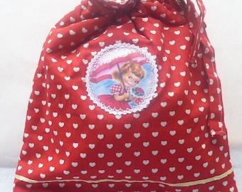 Red heart Pocket