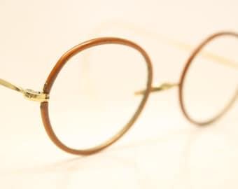 Antique Ovid Zylo Vintage Eyeglasses