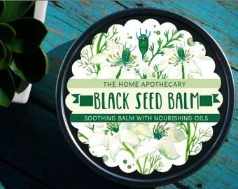 Black Seed Oil Balm /// <<<