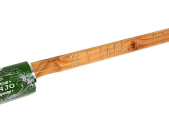 Old Faithful - A One-String Canjo by The American Canjo Company (Product #61-011-01)