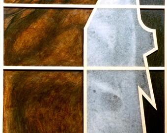Pattern Pieces (Torso)