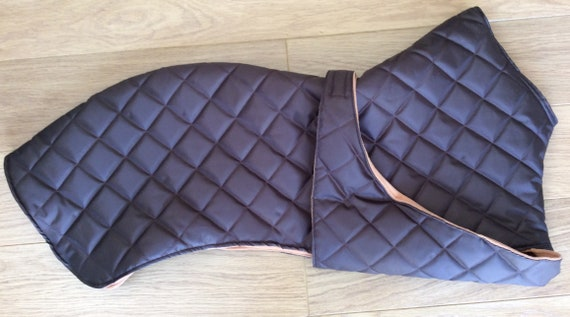 Greyhound / whippet / Lurcher waterproof winter coats readymade