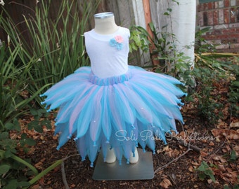 Abby Cadabby Tutu, Tutu Costume, Tutu Skirt, Abby Cadabby Costume, Pink Tutu, Purple Tutu, Infant Tutu, Birthday Tutu