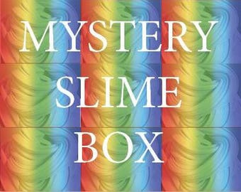 Birthday party slime package, MYSTERY variety package, 30 slimes, 4 oz, party slime, Big order slime