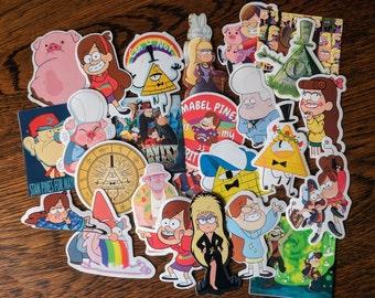 Gravity Falls sticker pack