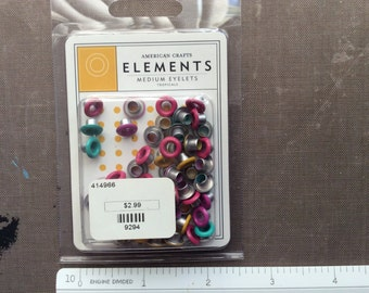 Medium eyelets (Tropicals)