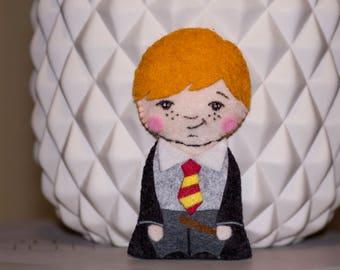 Mini plush Ron Weasley (Harry Potter)