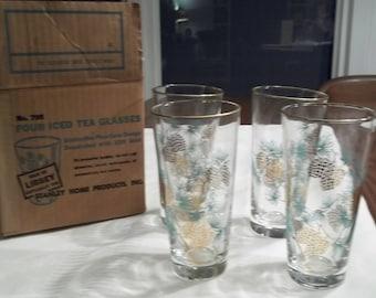 Vintage Libbey Ice Tea Glasses