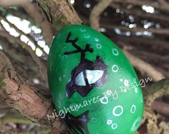 Green Mist Dragon Egg