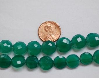 Green Onyx Coin