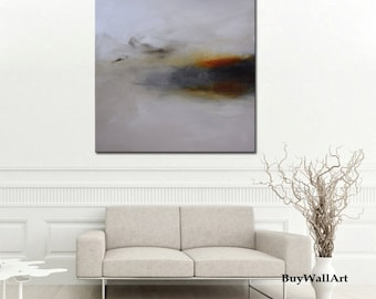 Black and white art, white painting, white abstract, acrylic painting, Modern painting, contemporary abstract, large art, large painting art