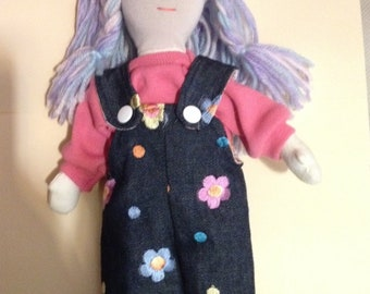 Handcrafted dolls,  Waldorf inspired dolls,