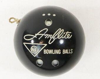 Vtg Duncan Bo Yo Amflite Bowling Ball Yo-Yo