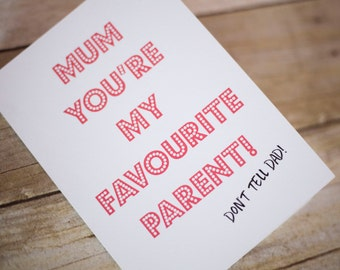 Funny Mothers day Mothersday Card, Mom Birthday Card, Mum Birthday Card Mother Birthday Card Funny Birthday Mothers day card Mothersday card