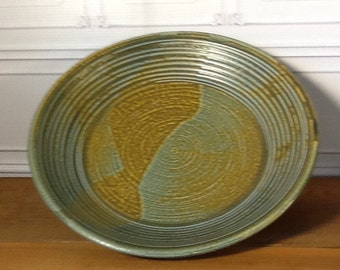 Large Serving bowl | Fruit Bowl | Large pasta bowl | Handmade pottery bowl | Baking dish | Large Bowl | Bowl Active