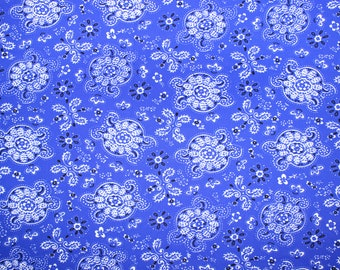 Bandana Blue (Order by Print)