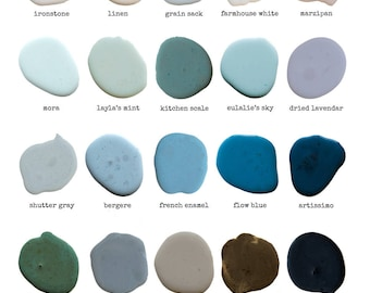 Miss Mustard Seed All Natural Milk Paint Free Shipping 25 Different Colors of 1 Quart 230g Curio 460g