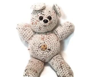 Crochet Belly Button Bear Stanley