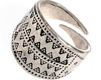 Viking finger ring from Gotland- [07 Ring Now/G1 D-6]