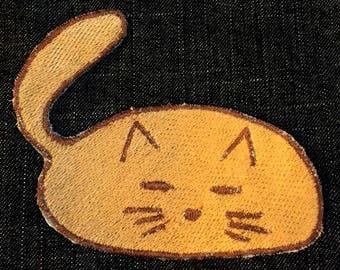 Cat Patch (Customizable)
