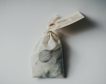 Sleep Sachets With Organic Lavender - Leaf