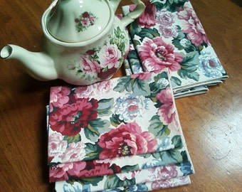 Shabby Chic Table Napkins