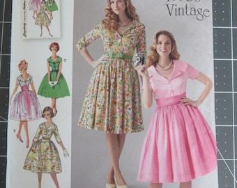 1950's Vintage Repro Simplicity 1459 size 16-24 Un-cut