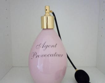 Limited Edition Agent provocateur Factice Large perfume shope store display bottle RARE