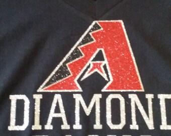 """Diamondbacks """"Bling"""" Shirt"""