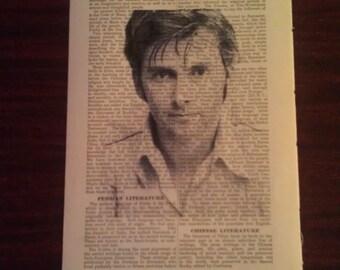 Doctor Who Art- David Tennant
