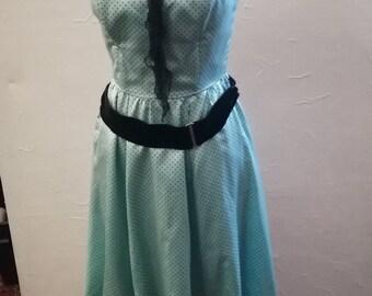 Vintage, petticoat, dress, dress, 50s, Fiftees