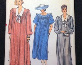 Vogue Misses' Maternity Dress Pattern 9173 Size 8, 10 ,12