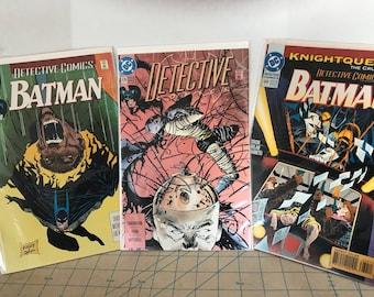Vintage Comic Books (3)